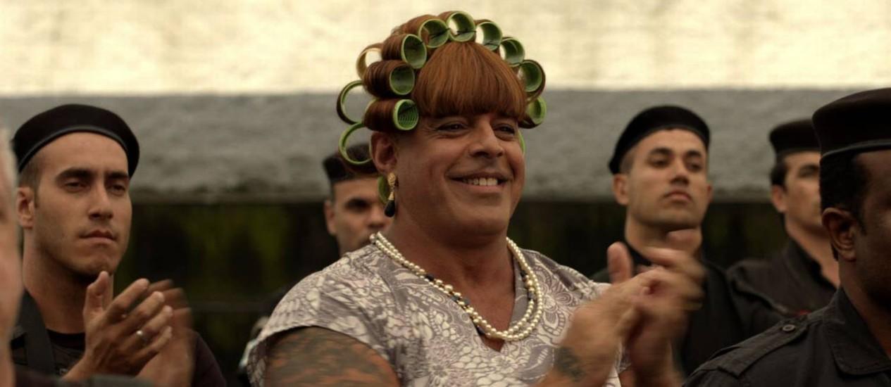 """""""Copa de elite"""". Em filme de Vitor Brandt, Frota vive a mãe do personagem de Marcos Veras Foto: Divulgação/ Páprica Fotografia"""