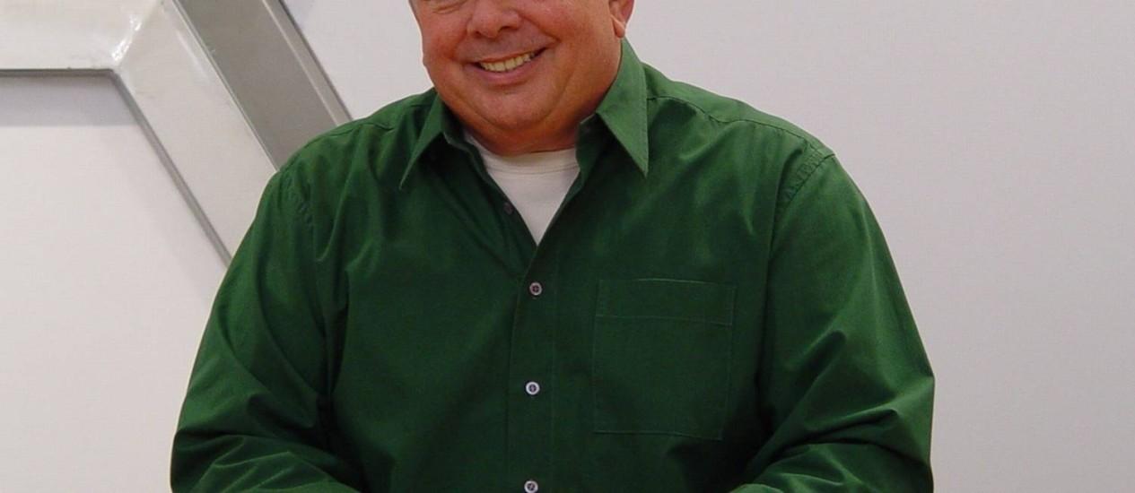 Luciano do Valle morreu neste sábado, aos 70 anos Foto: Divulgação