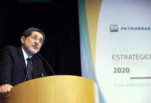 Gabrielli afirma que na época a compra de Pasadena foi um bom negócio Foto: Agência O Globo - 25/07/2011