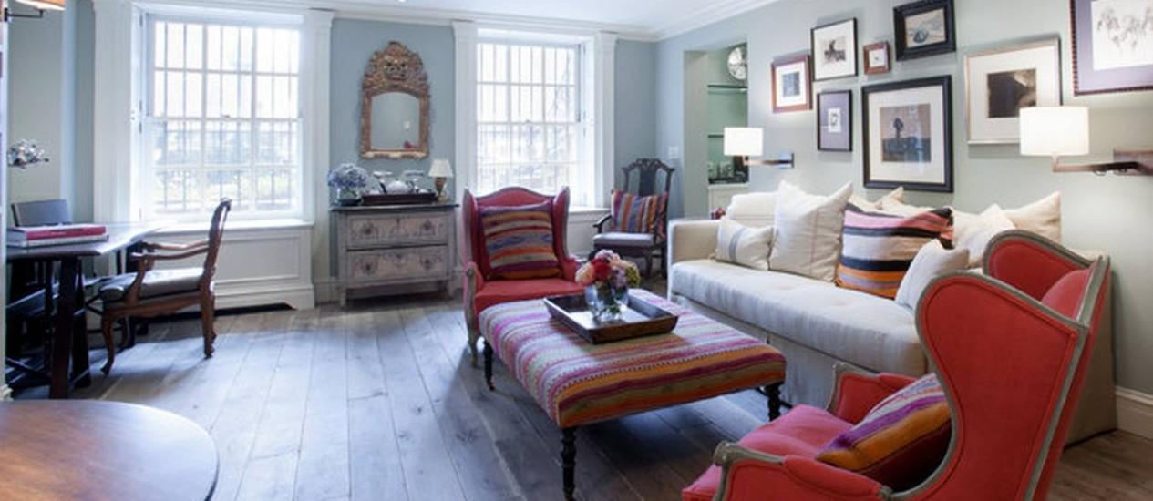 Apartamento em Manhattan a US$ 995 mil. Aumentou a procura e diminui a oferta de imóveis de até US$ 1 milhão Foto: Linda Jaquez/NYT