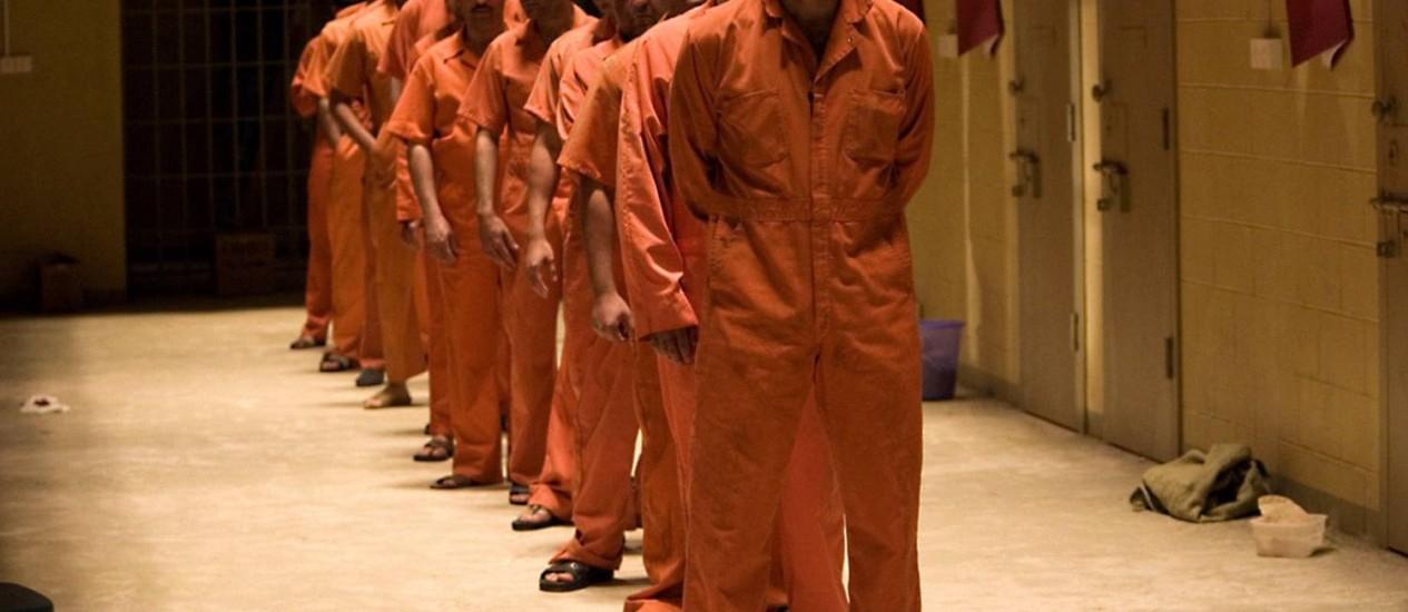 Abu Ghraib. Morris fez filme sobre a prisão Foto: Divulgação