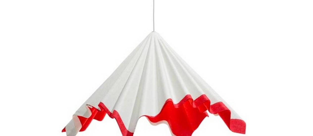 Movimentos de Marilyn Monroe como inspiração para luminária Foto: Reprodução da internet