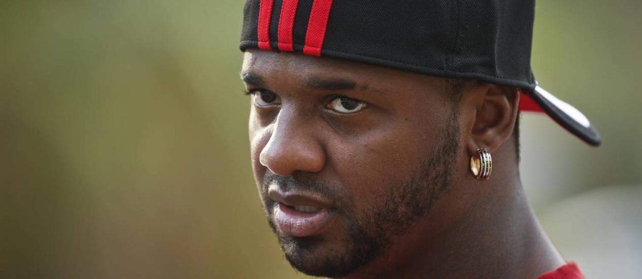 Felipe não é mais jogador do Flamengo Foto: Guito Moreto / Arquivo O Globo