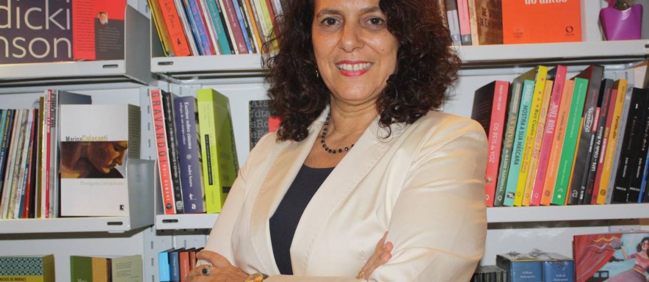 Pioneira. Suzana Vargas, fundadora da Estação: em 18 anos, cerca de 15 mil pessoas participaram dos cursos Foto: Divulgação