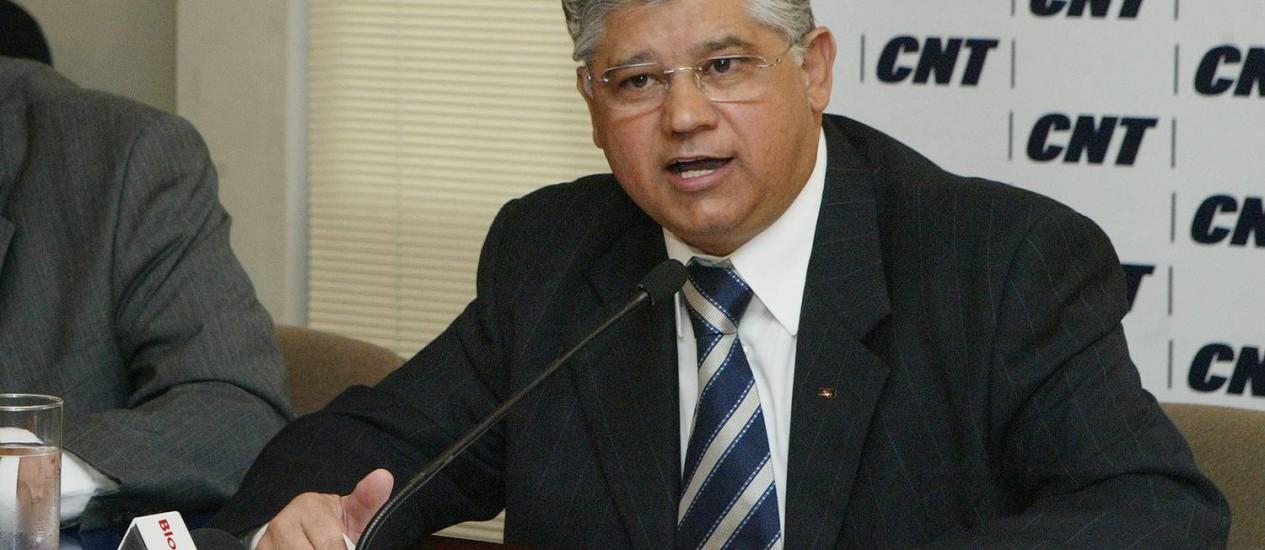 Clésio Andrade desiste de disputar o governo de MG Foto: Givaldo Barbosa / Arquivo O Globo