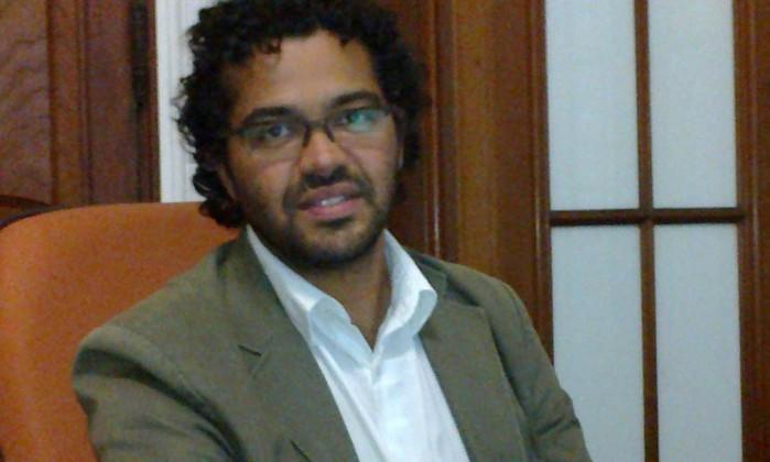 Ivo Barreto, superintendente do Iphan no Rio Foto: Agência O Globo