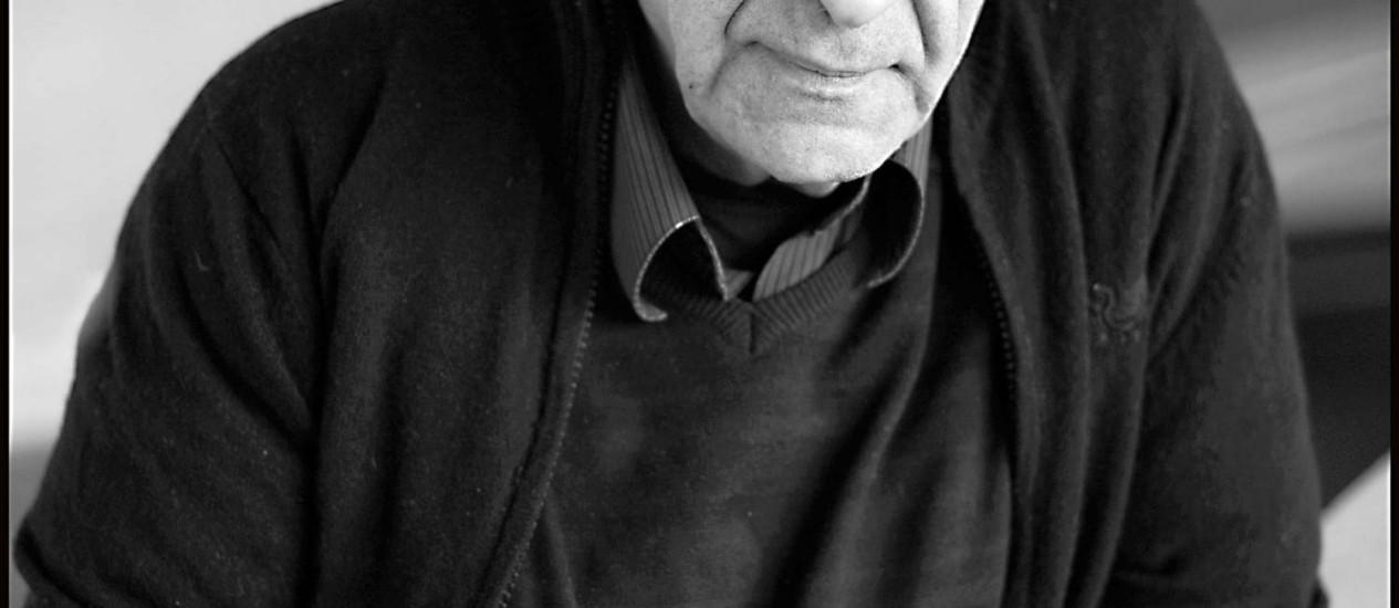 O escritor argelino Abdelkader Djemai, um dos convidados da Flupp Brasil Foto: Divulgação / Divulgação