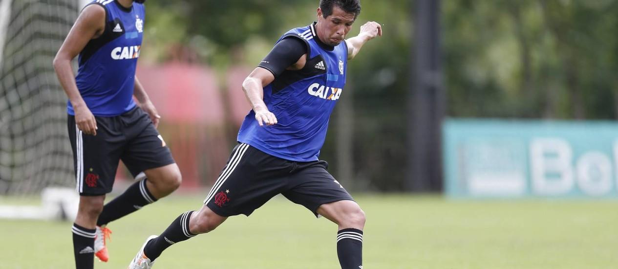 Cáceres em foto de arquivo Foto: Alexandre Cassiano / O Globo