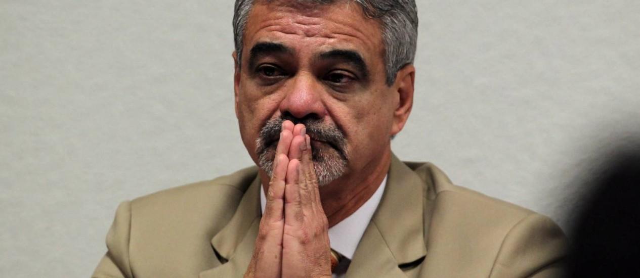 O senador Humberto Costa Foto: Givaldo Barbosa/29-5-2012 / Agência O Globo