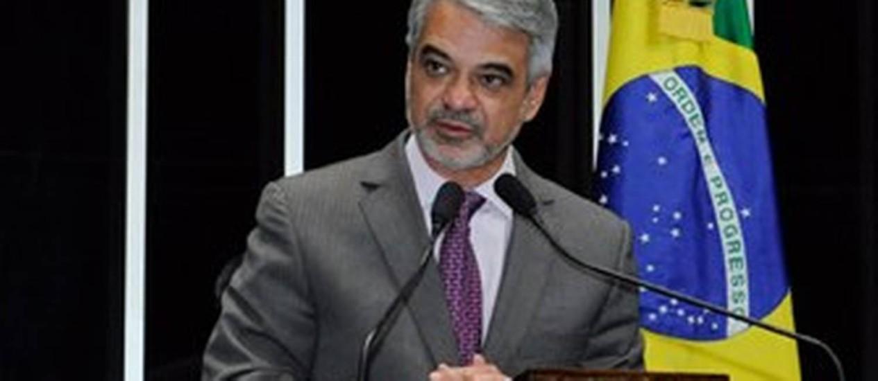 Senador Humberto Costa, líder do PT no Senado Foto: Agência Senado