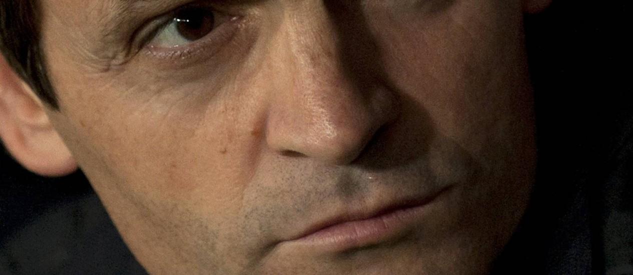 Tito Vilanova, ex-técnico do Barcelona, morreu aos 45 anos, vítima de câncer Foto: Jorge Guerrero / AFP