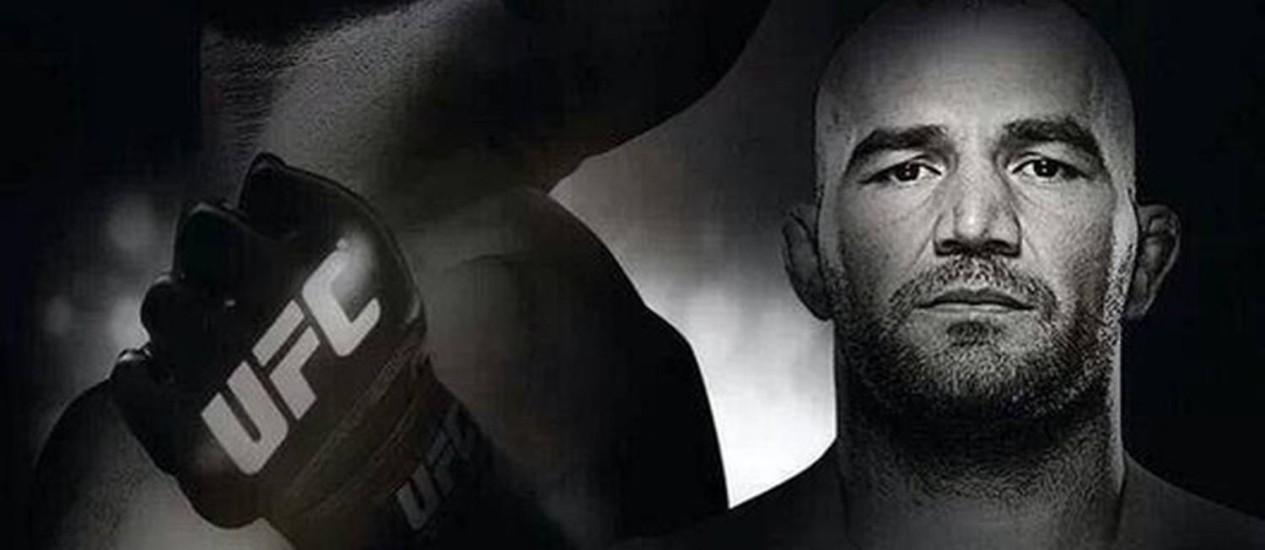 Jon Jones e Glover Teixeira Foto: Divulgação / UFC