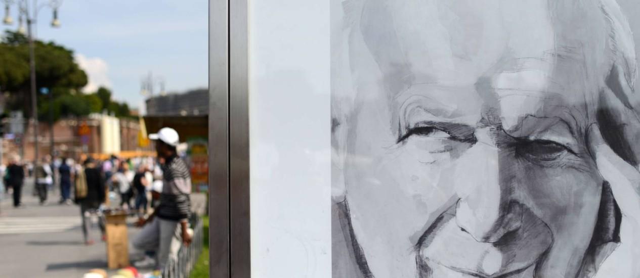 No mundo, alguns acusam o papado de João Paulo II de ter acobertado casos de pedofilia Foto: AFP/GABRIEL BOUYS