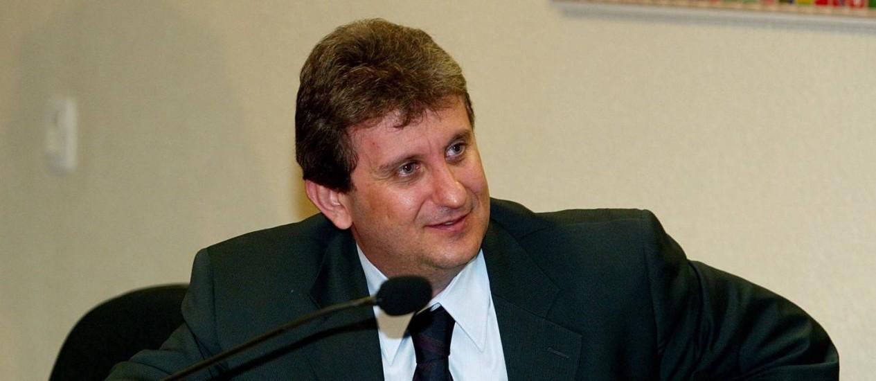 Novo envolvimento. Juiz cancela depoimento de doleiro ao Conselho de Ética da Câmara Foto: Arquivo/ Sérgio Lima / Folhapress