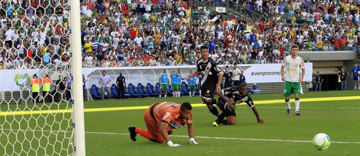 Luverdense e Vasco jogaram na Arena Pantanal Foto: Edson Rodrigues/Secopa-MT