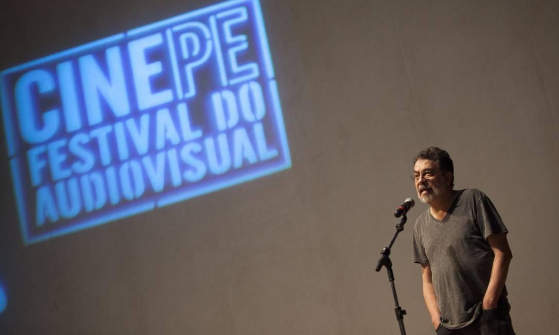 Jorge Furtado fala sobre seu documentário 'O mercado de notícias' Foto: / Divulgação/Daniela Nader