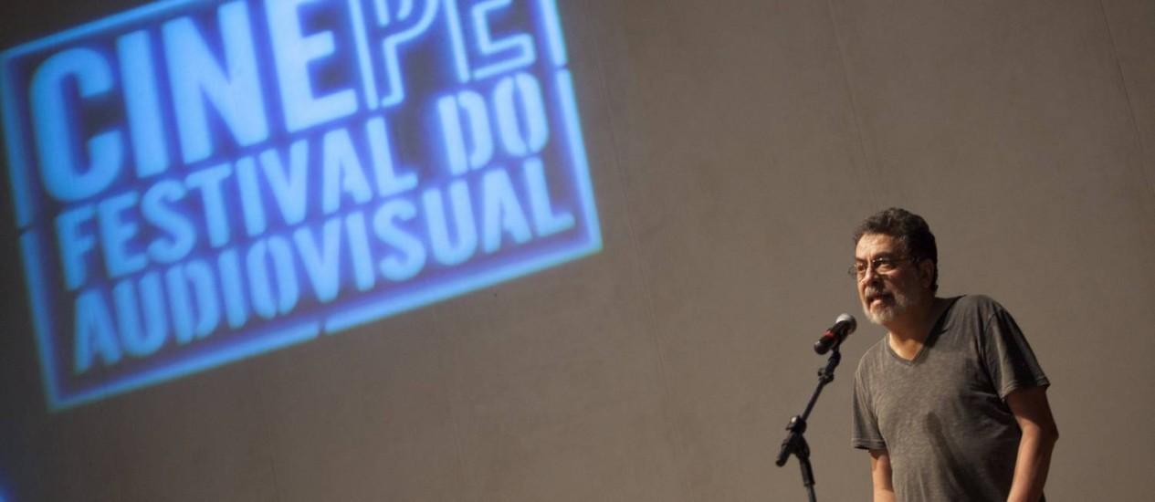 Jorge Furtado fala sobre seu documentário 'O mercado de notícias' Foto: Divulgação/Daniela Nader