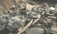 Múmias, inclusive de recém-nascidos, em tumba no Vale dos Reis