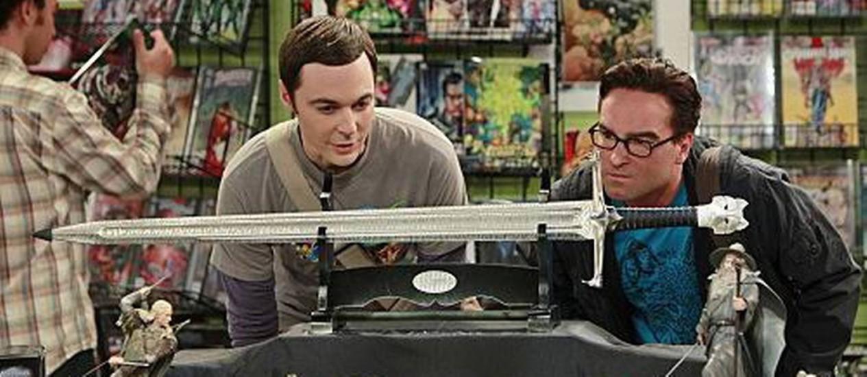 """As autoridades mandaram que o Sohu.com removesse """"The Big Bang Theory"""", disse nesta segunda-feira a jornalistas o diretor-executivo da companhia Foto: Reprodução"""