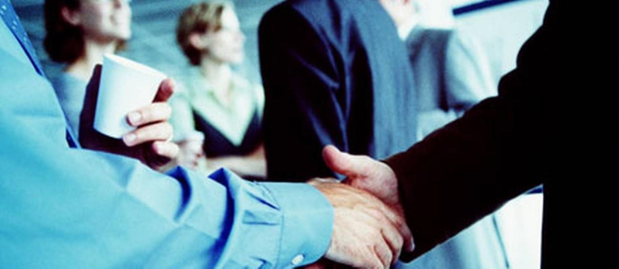 Especialistas apontam os profissionais que devem fazer parte do nossa rede de contatos Foto: Divulgação