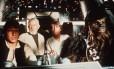 Elenco original do filme Guerra nas Estrelas se reúne em Londres