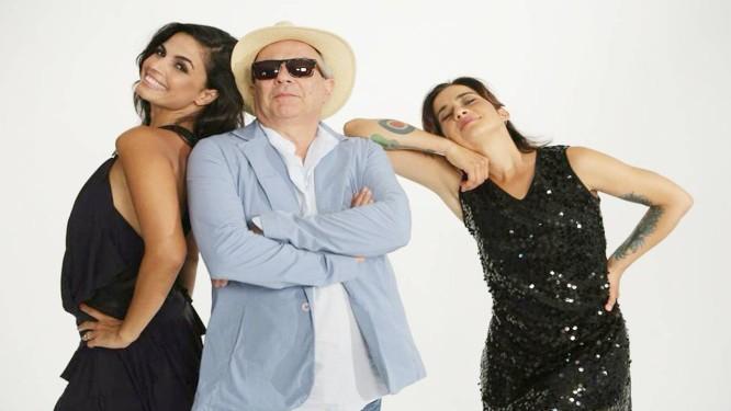 Emanuelle Araújo, Toni Costa e Lan Lan: musicalidades baiana e carioca marcam o estilo da Moinho Foto: Divulgação/Ilya Yamasaki