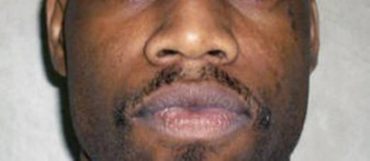O preso Clayton Lockett morreu de ataque cardíaco após problemas com injeção letal Foto: AP