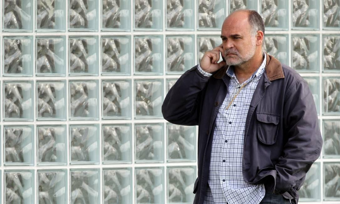 Assumpção: 'Eu não posso cobrar R$ 10 no ingresso e o sócio-torcedor ficar com cara de otário' Foto: Gustavo Miranda/30-7-2013
