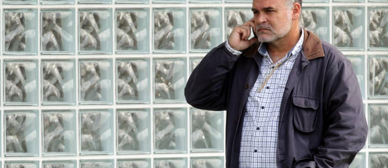 Assumpção: 'Eu não posso cobrar R$ 10 no ingresso e o sócio-torcedor ficar com cara de otário' Foto: Gustavo Miranda / Gustavo Miranda/30-7-2013