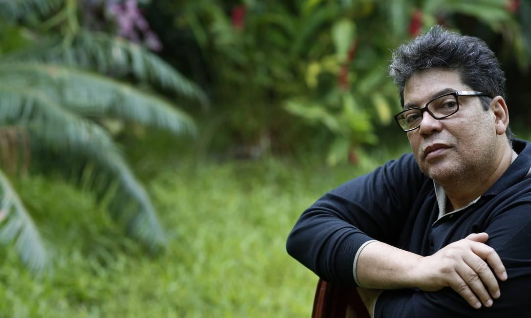 Poupança. Jorge planeja guardar dinheiro para morar em um condomínio de idosos Foto: Daniela Dacorso / O Globo