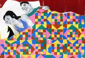 Padrão regular de sono, que seria de sete horas por dia, ajuda a manter a memória dos mais velhos Foto: Reprodução