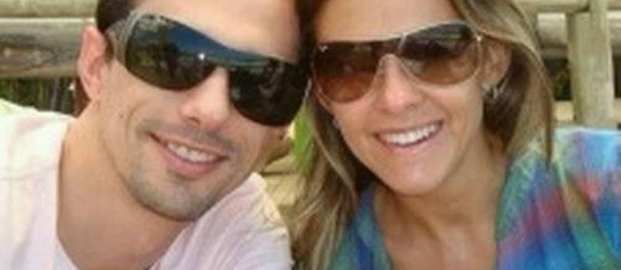 Leandro e Graciele Boldrini estão presos, suspeitos da morte do menino Bernardo Foto: Reprodução/ TV Globo