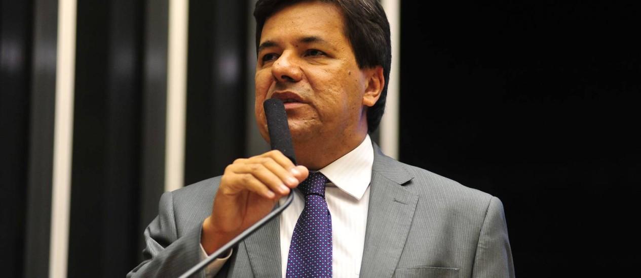 Deputado Mendonça Filho, líder do DEM na Câmara, quer que Padilha preste esclarecimentos Foto: Gustavo Lima / Agência Camara/19-3-2014