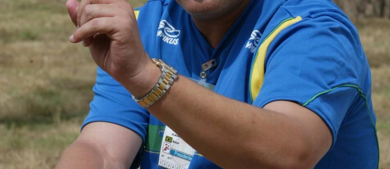 O ex-jogador Branco em foto de arquivo Foto: Fernando Maia / O Globo