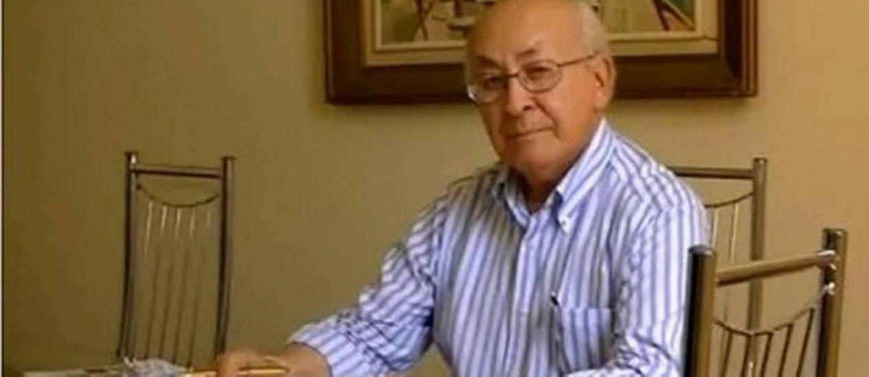 Dom Tomás Balduíno, fundador da Comissão Pastoral da Terra Foto: Reprodução