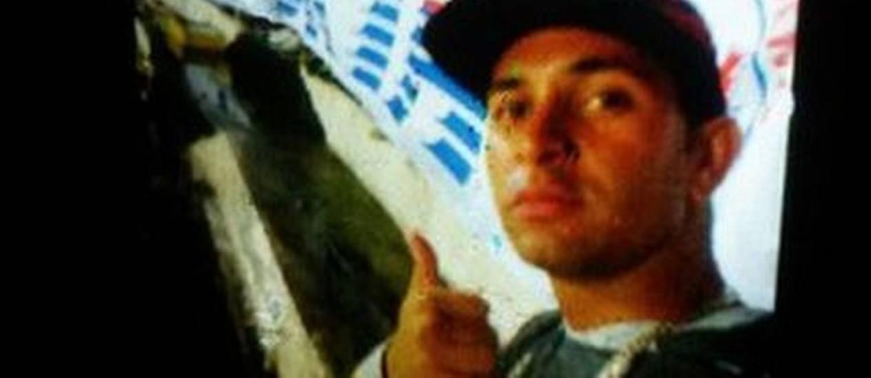 O torcedor que morreu após ser atingido por uma privada no Arruda Foto: DHPP / Divulgação