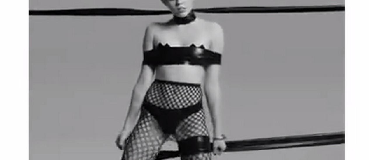 Miley Cyrus Foto: Divulgação