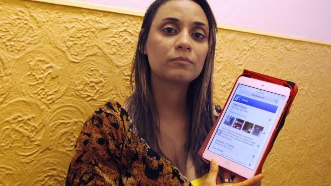 Decepção. Cláudia Vieira: primeira viagem a Buenos Aires foi comprometida por hotel bem abaixo da especificação Foto: ANTONIO SCORZA / O Globo