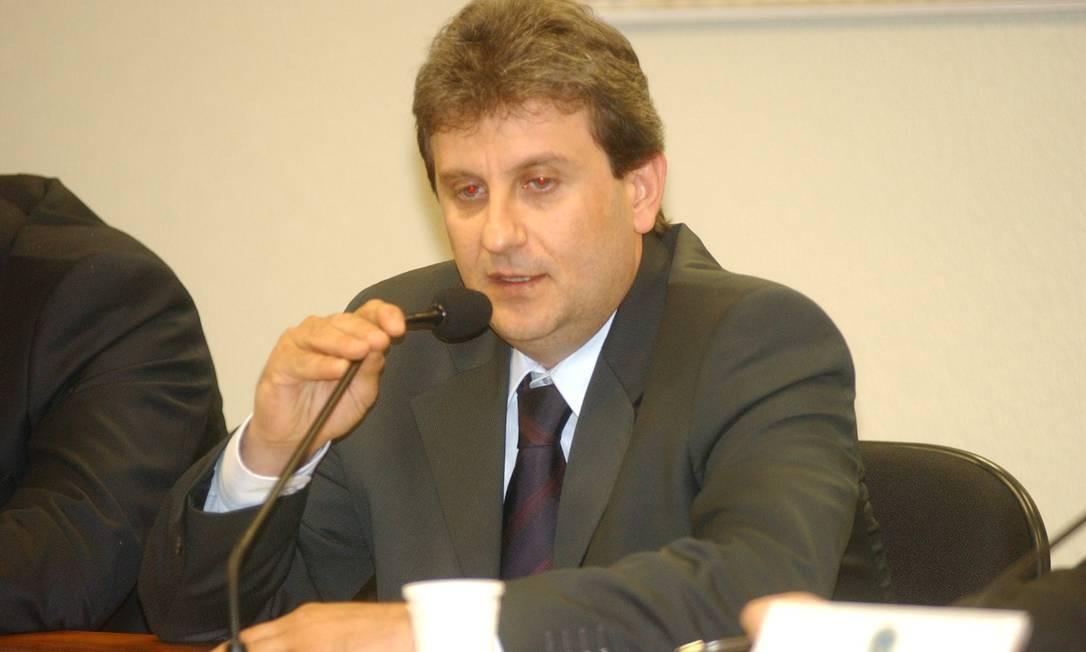 Influência do doleiro Alberto Youssef no Postalis é antiga, tendo aparecido na CPI dos Correios, em 2005 Foto: Geraldo Magela / Agência Senado