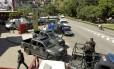 Policiamento foi reforçado na Rocinha após tiroteio da última quinta-feira