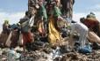 Catadores. A Política de Resíduos prevê que as cidade desenvolvam planos de participação de cooperativas de coleta seletiva
