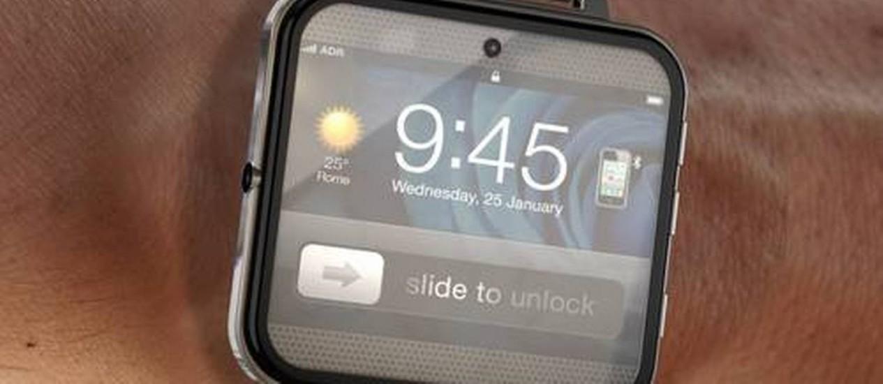 Ilustração mostra como usuários e analistas preveem que o aparelho será