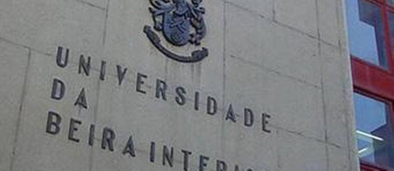 Situada a cerca de 220 km de Lisboa, a Universidade da Beira Interior vai utilizar Enem em seu vestibular para atrair brasileros Foto: Universia
