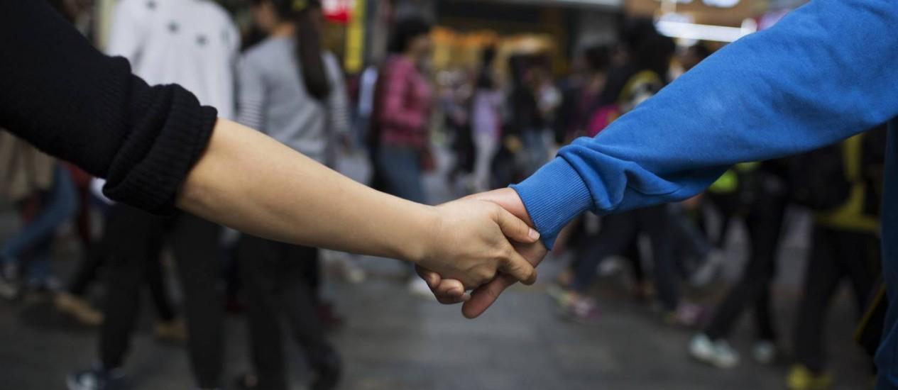 Negócios à parte: casais discordam em relação ao que fazer com seu dinheiro Foto: Brent Lewin/Bloomberg News