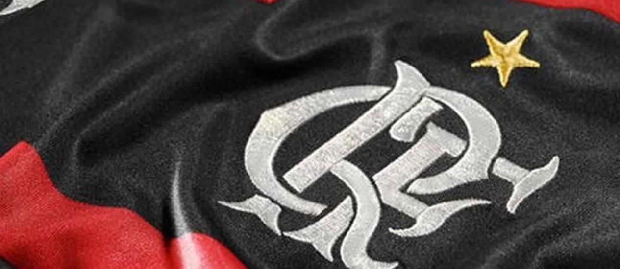 A nova camisa rubro-negra Foto: Divulgação / Adidas