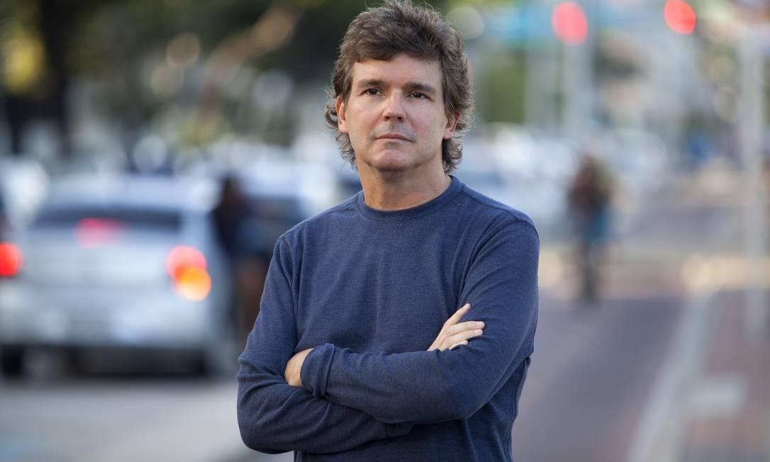 João Jardim, diretor de 'Getúlio' Foto: Divulgação / Daniela Nader