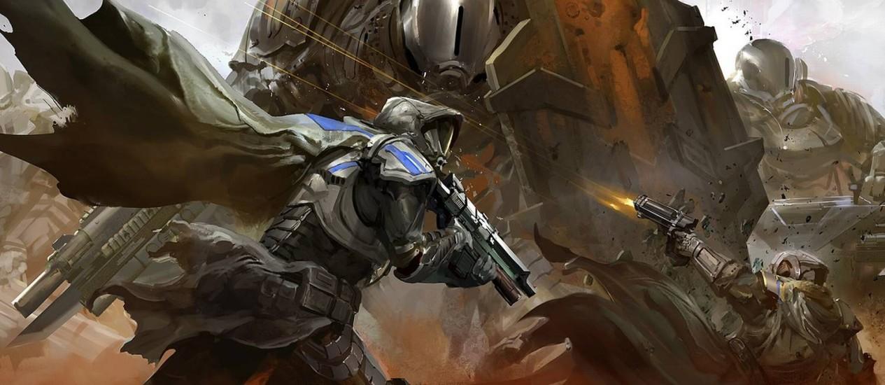 Destiny é um dos games mais aguardados do ano Foto: Divulgação