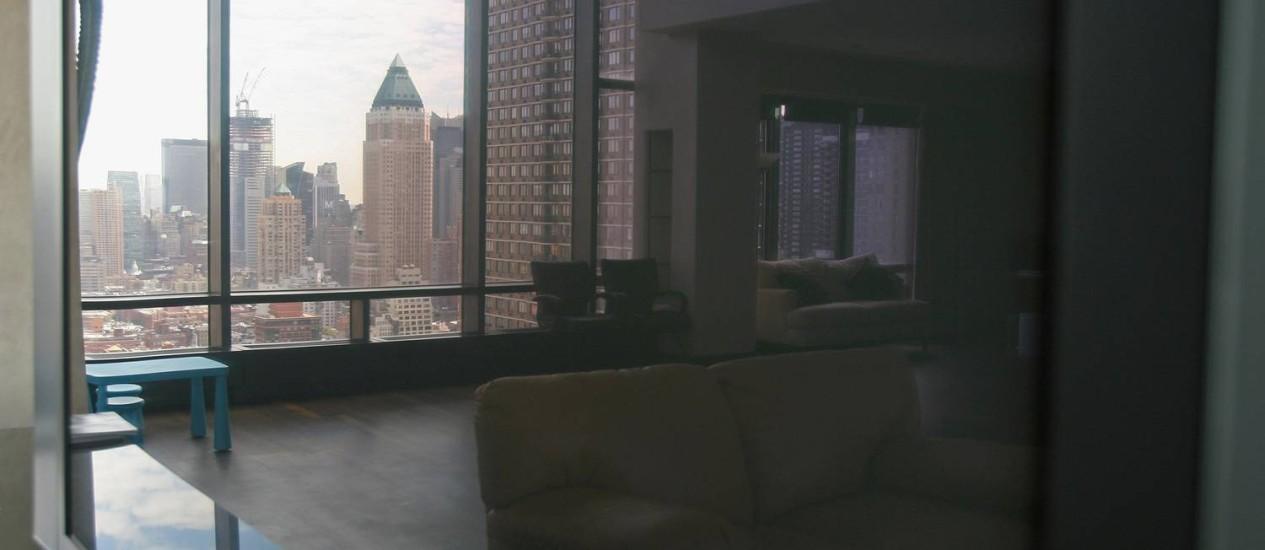 Um apartamento de luxo em Nova York Foto: Bloomberg-17-9-2006
