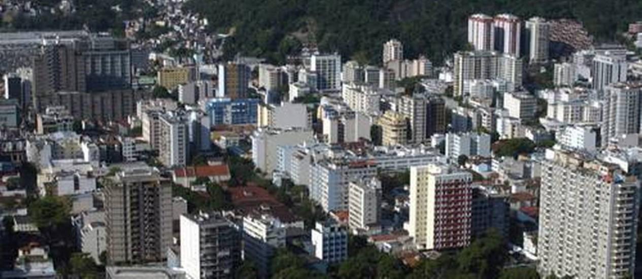 Levantamento feito em 134 municípios revela que 79% das unidades lançadas são apartamentos Foto: Arquivo