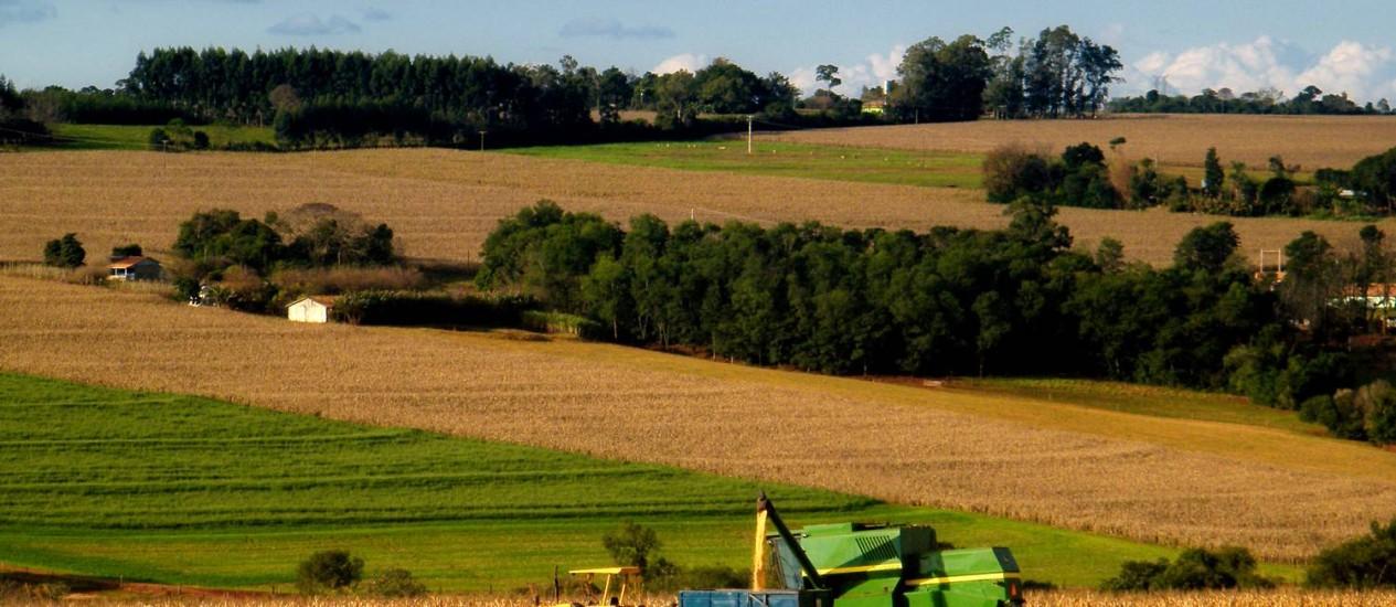 Análise de impacto de altas concentrações de CO2 na atmosfera sugere que segurança alimentar do mundo está ameaçada Foto: StockPhoto